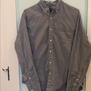 J. Crew Long-Sleeved Button-Down Shirt